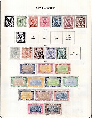 Kenr2: Montenegro Collection from Huge Scott Intern Albums