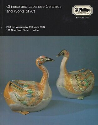 ASIAN: CHINESE & JAPANESE CERAMICS & WORKS OF ART AUCTION CATALOGUE