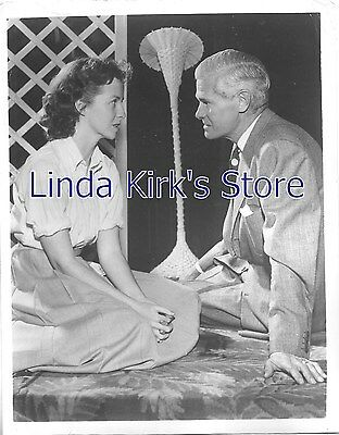 """Paul Kelly & Betsy Blair Promotional Photograph """"The Ford Theater"""" CBS-TV 8x10 ()"""