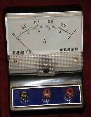 Globe Edm-06 Amp Meter