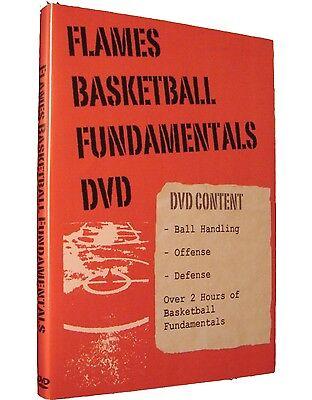 Flames Basketball Fundamentals DVD - Youth Coaching