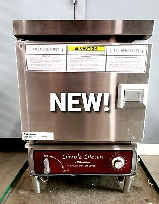 New Southbend Simple Steam Ez-3 Commercial Electric Steam Oven Steamer
