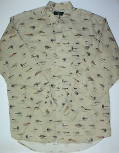 Mens 2xl xxl orvis long sleeve cotton twill fly fishing for Orvis men s shirts tall