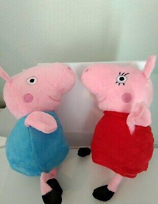 Peppa Pig Doll (Peppa PIG STUFFED PLUSH DOLL TOYS)
