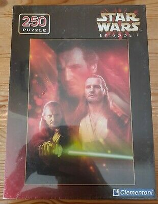 Star Wars Episode 1 250 piece jigsaw puzzle  New and sealed