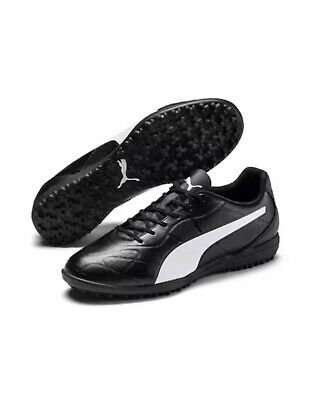 PUMA KING MONARCH TT FOOTBALL BOOTS - UK 8