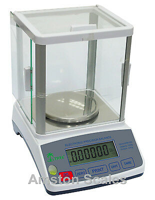 30 Off Usedopen Box 300 X 0.001 Gram 1 Mg Digital Scale Balance Refurbished
