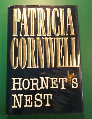 Hornet's Nest, By Patricia Cornwell, Hardcover 1996