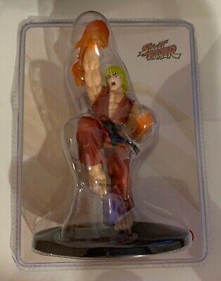 Figura Ken - Street Fighter - Capcom - Altaya