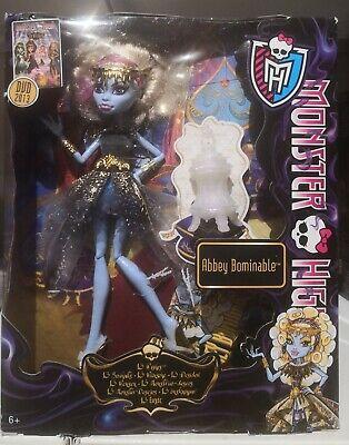 Monster High Abbey Bominable Mattel - 13 Desideri