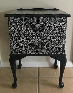 Preloved Reloved side table - a unique gift for Christmas Penrith Penrith Area Preview