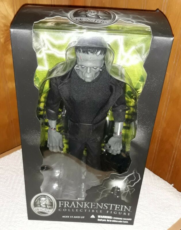 Universal Studios Edition ☆☆ FRANKENSTEIN ☆☆ Collectible Figure ☆☆ MIB....Rare!!
