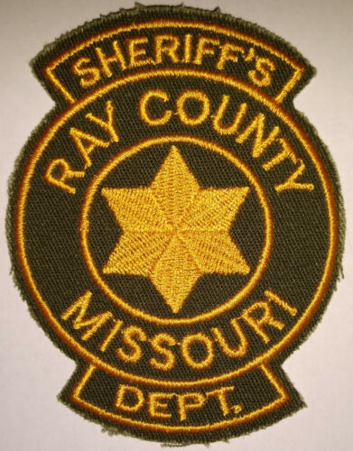 Ray County Missouri Sheriff