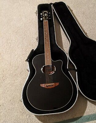 Yamaha APX500 BL Black Electric/Acoustic guitar