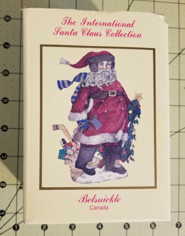The International Santa Claus Collection SC28 Belsnickle Canada