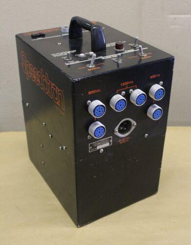Speedotron 2401B Photo Studio Lighting Power Supply Pack