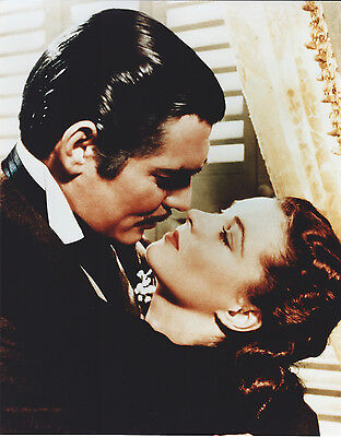 GONE WITH THE WIND 8 X 10 PHOTO WITH ULTRA PRO TOPLOADER