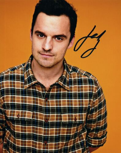 Jake Johnson Signed Autographed 8x10 Photo New Girl Lets Be Cops COA VD