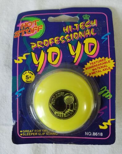 Brand New in Package Five Duncan Pro YoYo/'s with Trick Book Sealed