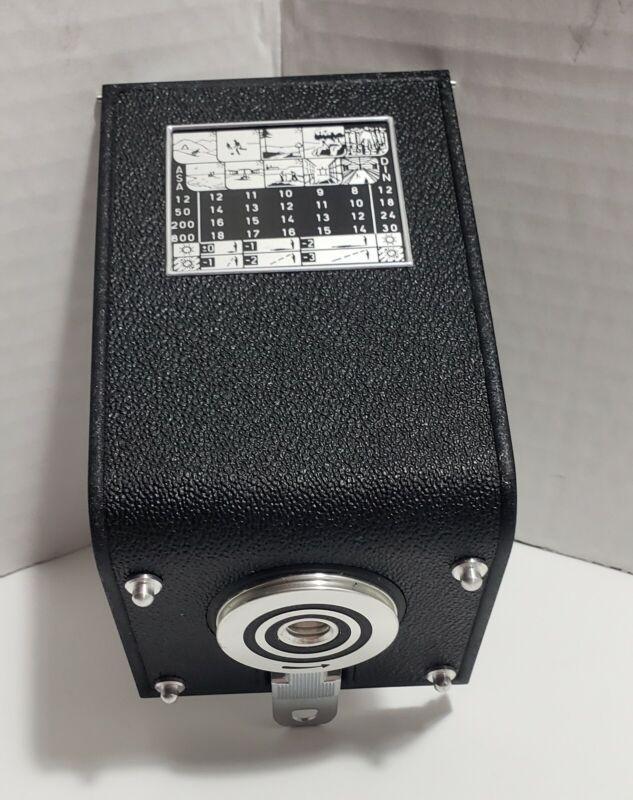 Rollei TLR Camera Back Door for Rolleiflex T or Equivalent Black Rim