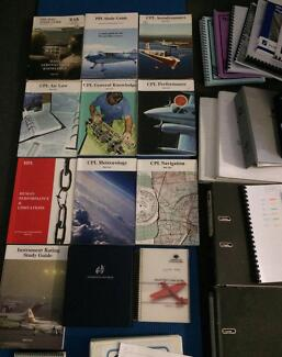Bob Tait CPL Books (RPL, PPL, CPL, IREX and lots more)