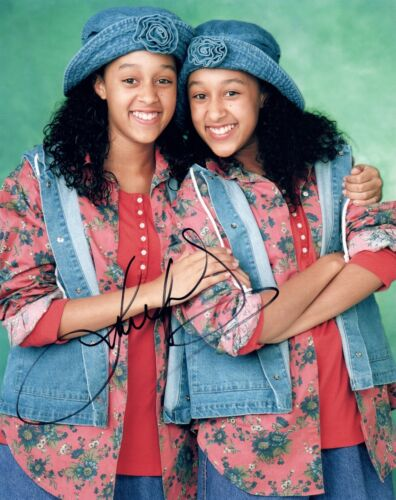 Tamera Mowry Signed Autographed 8x10 Photod SISTER SISTER COA