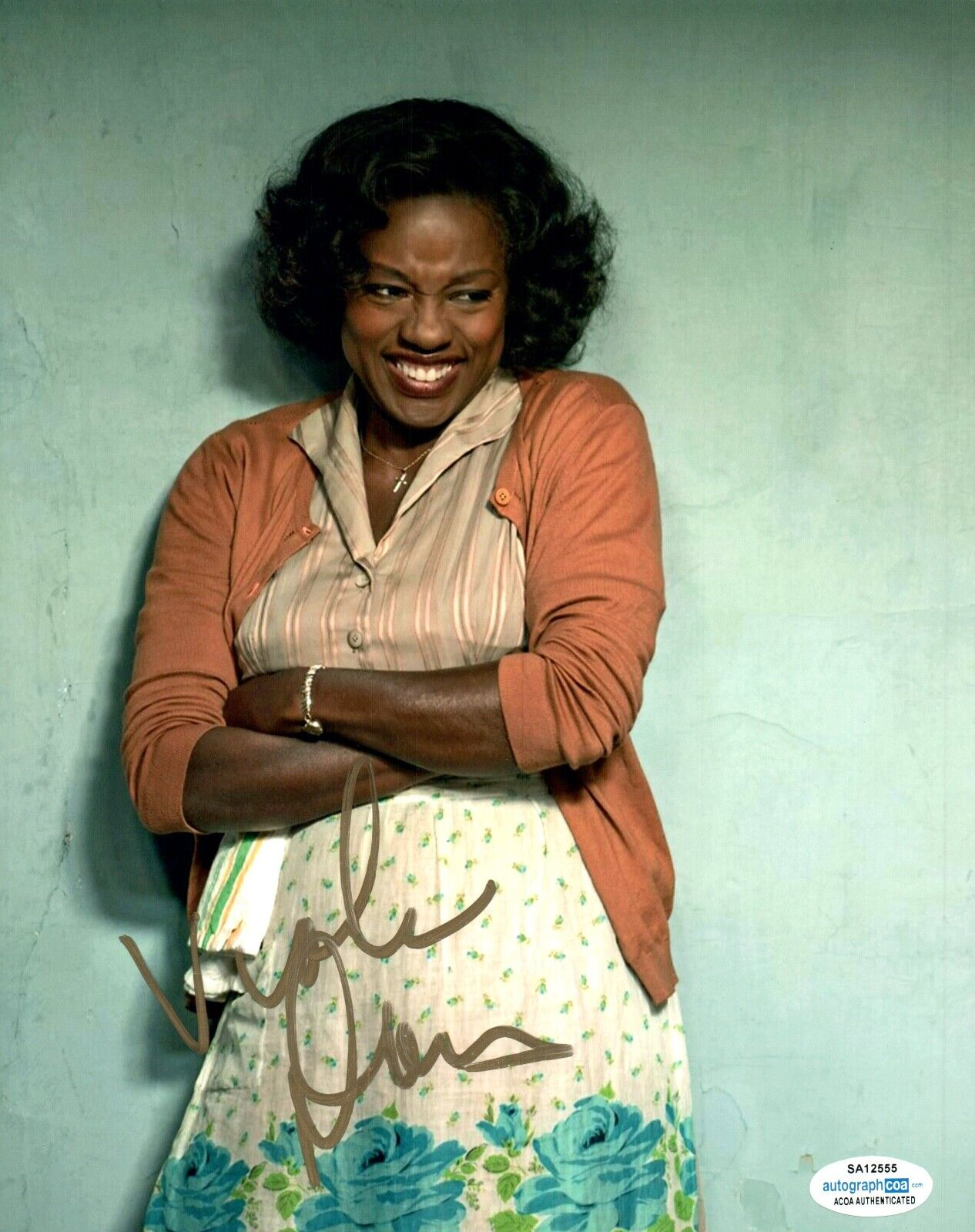 Viola Davis Signed Autographed 8x10 Photo HOW TO GET AWAY WITH MURDER ACOA COA - $49.99