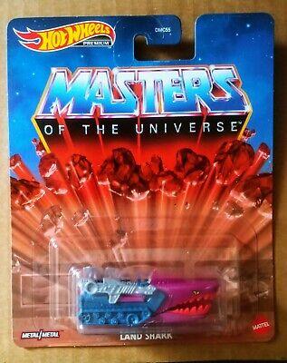 Hot Wheels He-Man Masters of the Universe MOTU Land Shark NEW Mattel