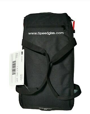New 3m Speedglas Welding Helmet Carry Bag Black Sg-90