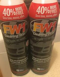 Fw1 waterless cleaning wax Paddington Brisbane North West Preview