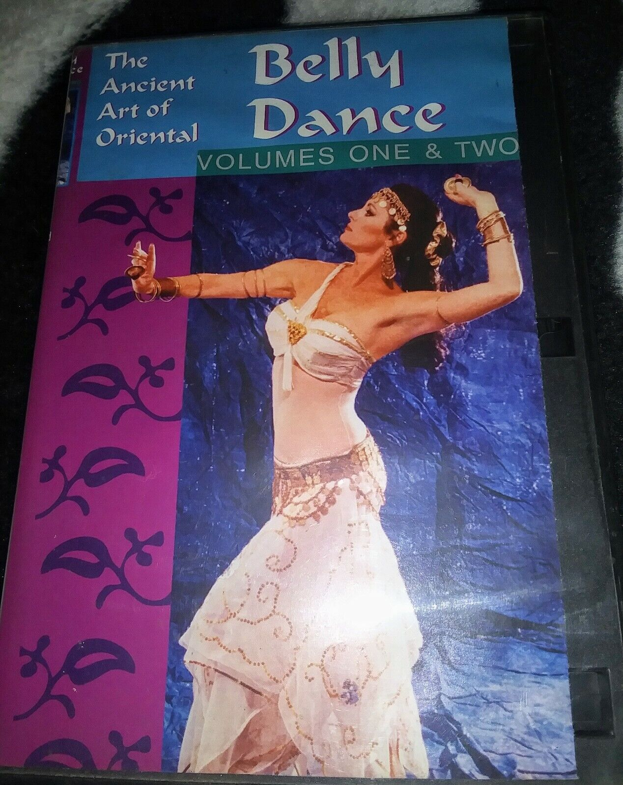 The Ancient Art Of Oriental Belly Dance Volumes One And Two. Alexandra King. - $12.00