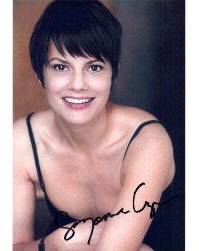 Suzanne Cryer Signed Autographed 8x10 Photo Silicon Valley Actress COA