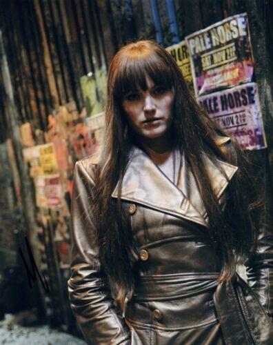Malin Akerman Signed Autographed 8x10 Photo Watchmen Billions Actress COA