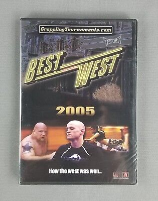 Best of The West Grappling Tournaments 2005 OTM On The Mat MMA Tap Out (DVD) (Best Of The West Wrestling Tournament)