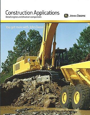 Equipment Brochure - John Deere - Construction Applications - 2013 E3631