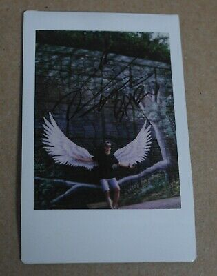 B1A4 MBC MUSIC Program One Fine Day Event Official Signed Polaroid Photo BARO #3