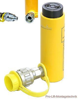 Kurzhubzylinder 30t Hydraulikzylinder 3stufig Double Ram Cylinder Hub 53mm 00066