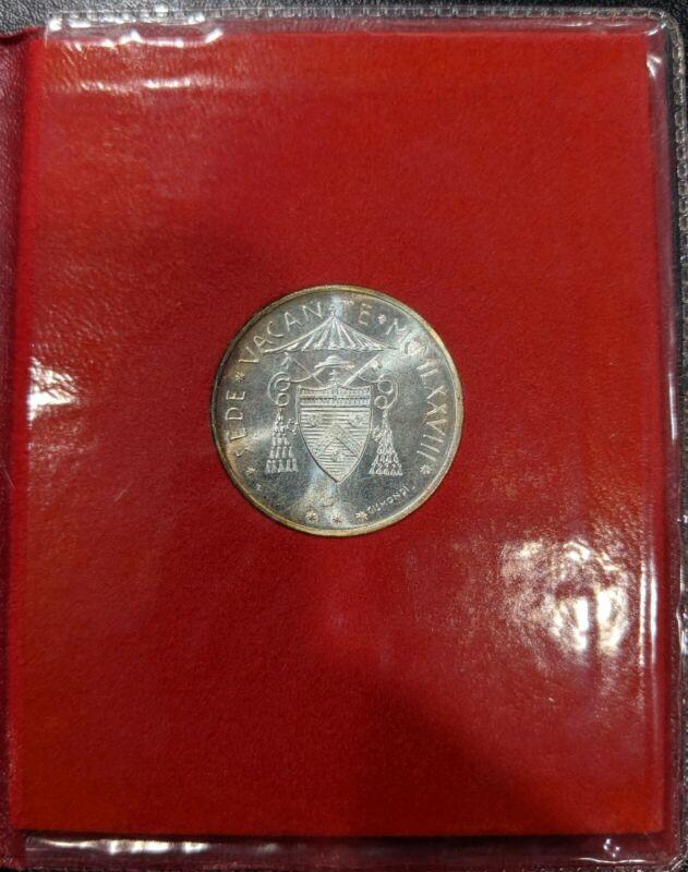 Vatican Sede Vacante 500 Lire 1978