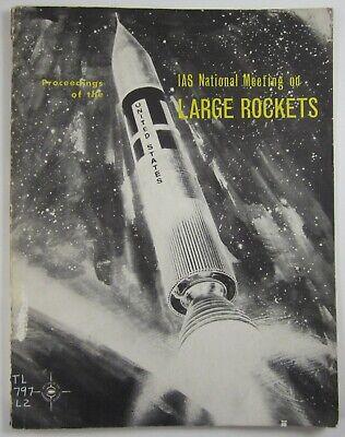 NASA Saturn Titan Atlas Rocket History Launch Vehicles Payload IAS Meeting -
