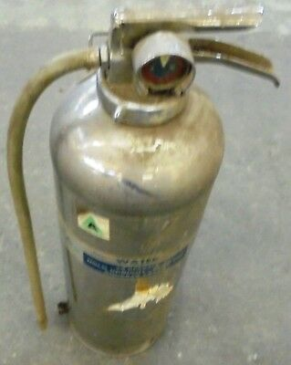 Bell Telephon System 2 12 Gallon Water Pressurized Fire Extinguisher E-10 St