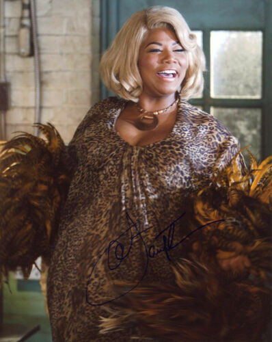 """Queen Latifah """"Hairspray"""" AUTOGRAPH Signed 'Motormouth Maybelle' 8x10 Photo"""