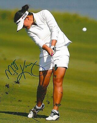 Megan Khang Signed Lpga 8X10 Photo With Coa