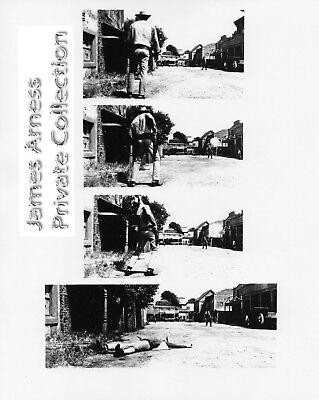 James Arness Private Collection Gunsmoke