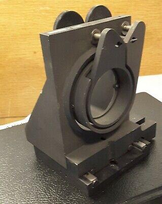 Lexel Lab Laser Optical Mirrorlens Mountfixture 3 Way Adjustable