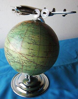On Top Of The World Lockheed Super Constellation Desktop Globe