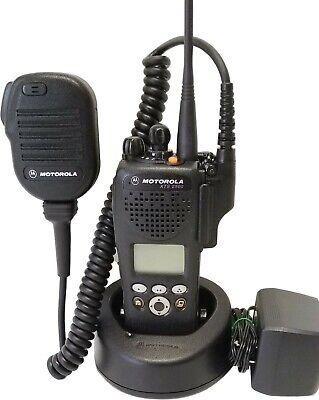 Motorola Xts 2500 Ii 7800 Mhz P25 Digital Two Way Radio Adp Impres Smartzone