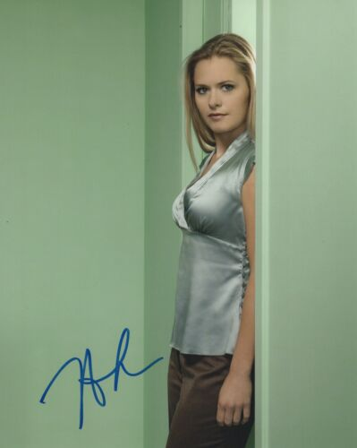 Maggie Lawson Psych Autographed Signed 8x10 Photo COA 2020-4