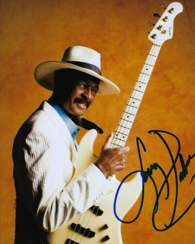 GFA Sly & the Family Stone * LARRY GRAHAM * Signed 8x10 Photo AD2 COA
