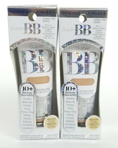 Physicians Formula Super BB All-in-1 Beauty Balm Cream, Ligh