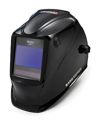 Lincoln Viking Black 2450 Welding Helmet K3028-4
